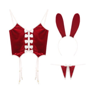 Cosplay Lingerie: Hot Bunny Costume